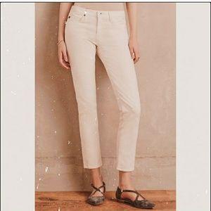 Nwt Ag Prima Corduroy Jeans